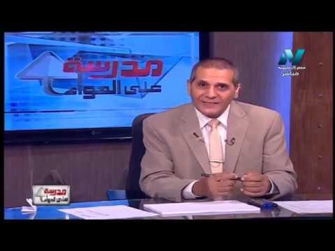 محتوى منهج علم المنطق - فلسفة ومنطق ثالثة ثانوى 2020 - أ/أحمد صميدة