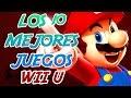 Los 10 Mejores Juegos De La Wii U