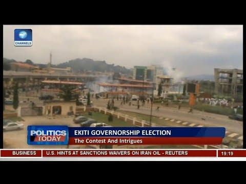 Assault on Fayose Shows Nigeria Is Not Practicing True Democracy-- Eleka |Politics Today|