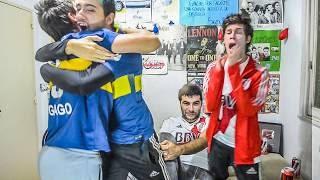 Video Boca 5 Alianza Lima 0 y Palmeiras 3 Junior 1 | Copa Libertadores 2018 | Reacciones de Amigos MP3, 3GP, MP4, WEBM, AVI, FLV Mei 2018