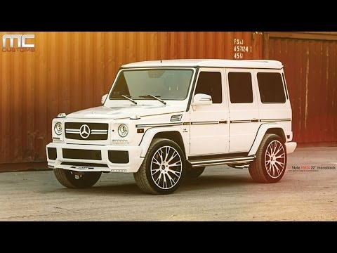 MC Customs Mercedes Benz G63 AMG