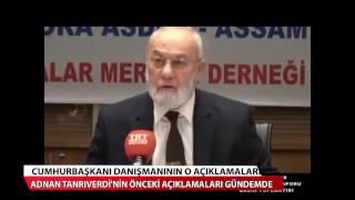 Tayyip'in BAŞDANIŞMANI  Eyalet Sistemini Acilen Getirmeliyiz Dedi