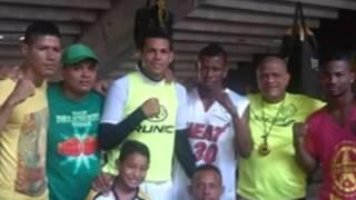 Miguel Ángel Guzmán Jr - entrenador más joven del Colombia - en portal box com