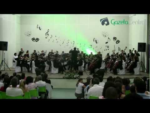 Orquestra em Ação em Ouro Preto D´Oeste