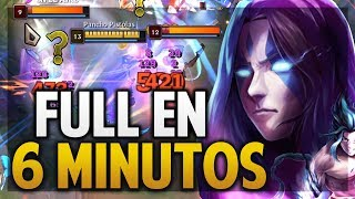 ¡FULL EN 6 MINUTOS! | KAYN AZUL ESTA ROTO! | League of Legends