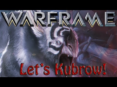 Warframe – Lets Kubrow! (howl of the kubrow)
