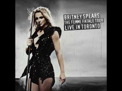 Britney Spears - I Wanna Go (Femme Fatale Tour Studio Version)