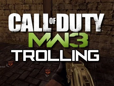 MW3 Trolling - Mad Guys and Mad Girls!