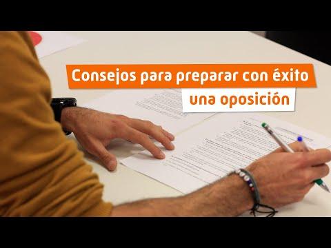 Visión general preparación Oposiciones en MasterD