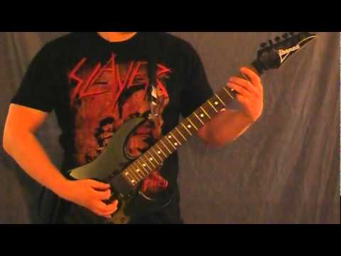 SlayerJunkie69 - Here's a HEAVY tune from