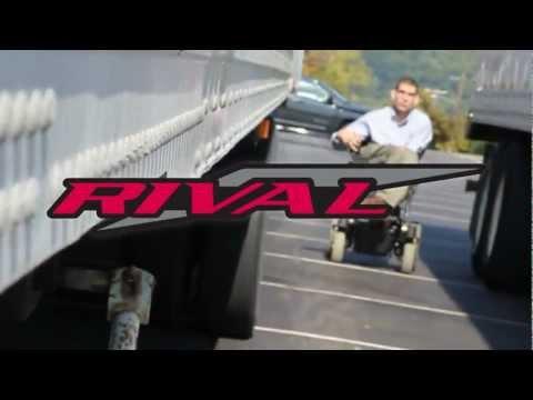 Rear-Wheel Drive Power Chair | R44