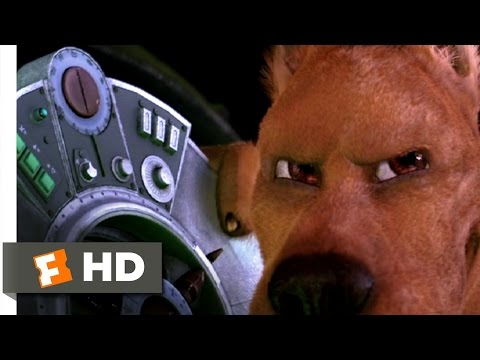 Scooby Doo 2: Monsters Unleashed (10/10) Movie CLIP - I'm Scooby-Dooby-Doo (2004) HD