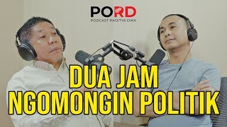 Video DUA JAM NGOMONGIN POLITIK (FT. EFFENDY GHAZALI) MP3, 3GP, MP4, WEBM, AVI, FLV Juli 2019
