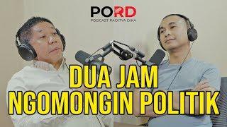 Video DUA JAM NGOMONGIN POLITIK (FT. EFFENDY GHAZALI) MP3, 3GP, MP4, WEBM, AVI, FLV April 2019