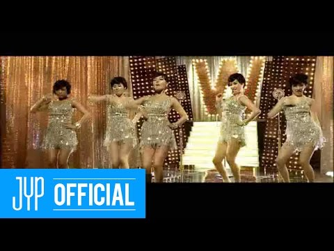 nobody - NOBODY M/V, title song of Wonder Girls' 4th project [The Wonder Years - Trilogy]