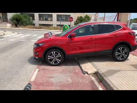 See video Nissan QASHQAI 1.3 DIG-T N-CONNECTA