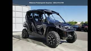 5. 2019 Can-Am® Commander™ MAX LIMITED 1000R