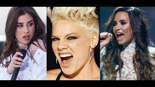 Video Celebrities praising Christina Aguilera - PART 9 MP3, 3GP, MP4, WEBM, AVI, FLV Agustus 2018