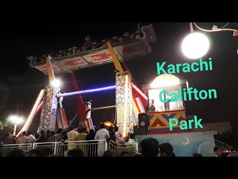 Clifton Park Karachi HD 2019