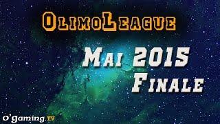Journey vs Patience - Finale Olimo League mai 2015