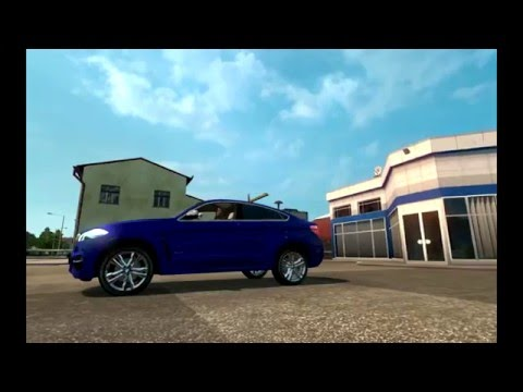 BMW X6M 50d + Realistic Physics v1.2