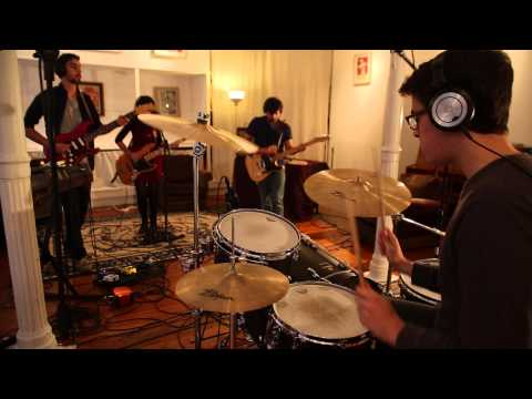 Alpaga - Mirroridor (Session live)