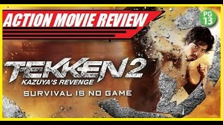 Nonton Tekken 2   Kazuya S Revenge   2014 Gary Daniels    Aka A Man Called X Action Movie Review Film Subtitle Indonesia Streaming Movie Download