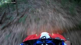 5. 2013 Honda 400x  Quick Rip