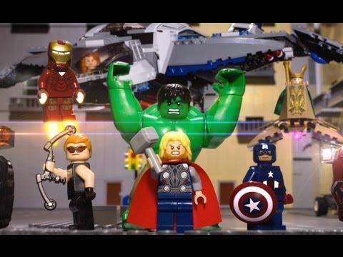 assemble - If you haven't seen The Avengers, this may not make much sense. If you have seen The Avengers, this may not make much sense.
