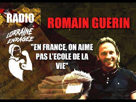 Politique, roman, culture et Eric Zemmour. Avec Romain Guérin
