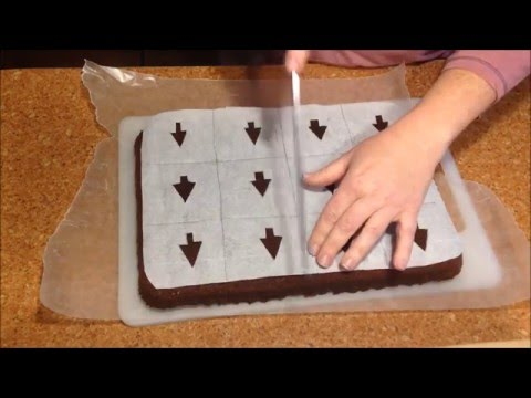 Easy and Quick Desert Hacks for Decorating Brownies, Cakes, or Cookies