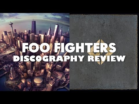 Foo Fighters - Sonic Highways/Concrete & Gold (Album Reviews) | GizmoCh
