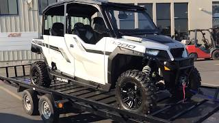 8. 2019 Polaris GENERAL 4 1000 - PICKING UP FROM THE DEALER! (Vid #1)