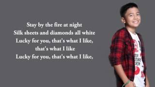 Bruno Mars - That's What I Like [Sam Shoaf Cover with Lyrics]