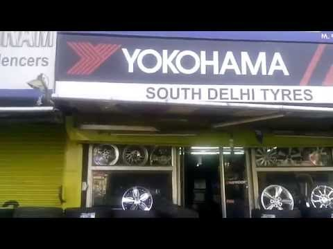 South Delhi Tyres