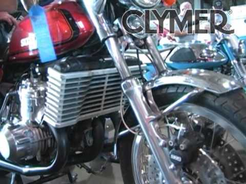 Clymer Manuals Suzuki 1974 GT750 Classic Vintage Motorcycle Repair Service Shop Manual Video
