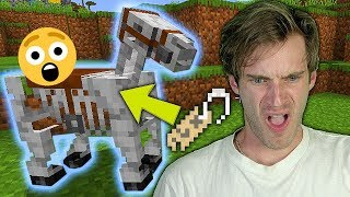 DONT Name Change your Horse in Minecraft to this... - Part 13
