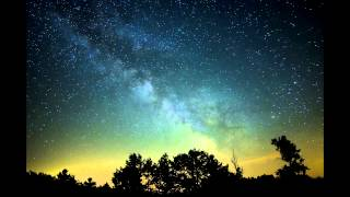 5 hour time lapse of the Milky Way