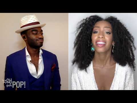 """Jelani Alladin and Christiani Pitts   """"The Lady Is a Tramp""""   R&H Goes Pop! (Official Video)"""