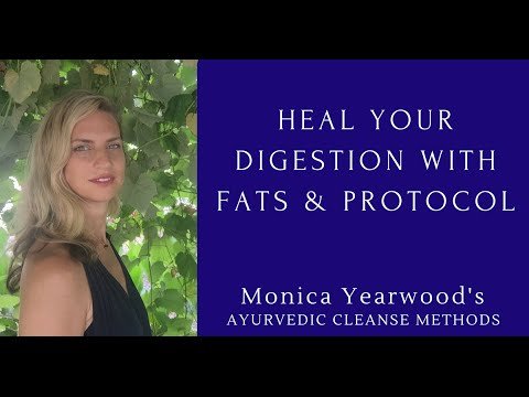 Fat Fast:  Heal your digestion with fats