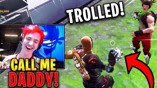 THE NINJA IMPULSE TROLLS ARE FINALLY BACK!! | Fortnite Highlights & Funny Moments