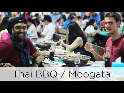 Thai BBQ / Moogata | Awesome Wave