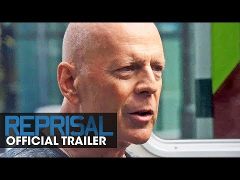 Trailer for Crime Thriller Reprisal with Frank Grillo  Bruce