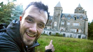 Video I EXPLORE A DESERTED CASTLE IN THE WOODS MP3, 3GP, MP4, WEBM, AVI, FLV November 2017