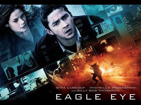 Eagle Eye 2008 Official HD Trailer 1080P