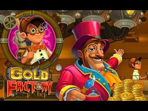 Online slot Gold Factory at UK casino Betway