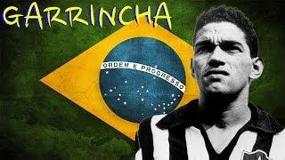Garrincha beste Szenen und Tore