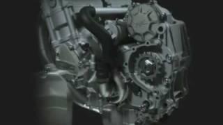 7. 2010 MV Agusta F4 Engine