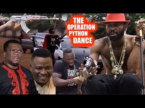 New Hit Series THE OPERATION PYTHON DANCE Season 1&2 - 2019 Latest Nigerian Nollywood Movies 1080p
