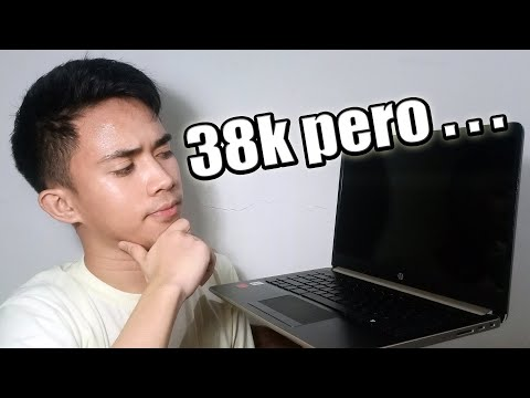 HP 14s-cf2029tx UNBOXING + REVIEW | IS IT WORTH BUYING???